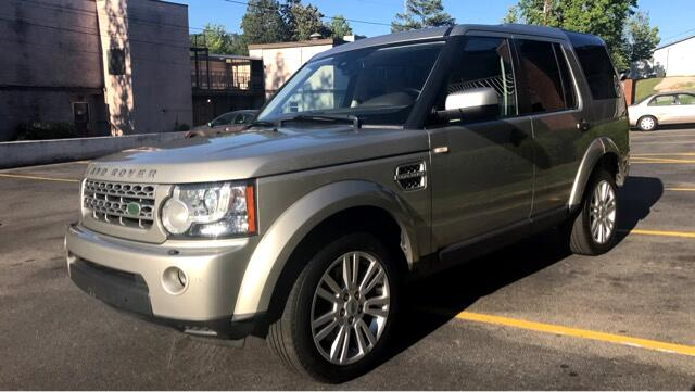 2010 Land Rover LR4 HSE Luxury