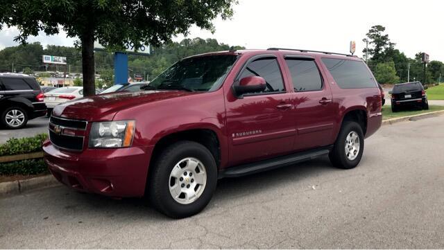 2007 Chevrolet Suburban LT 1500 4WD