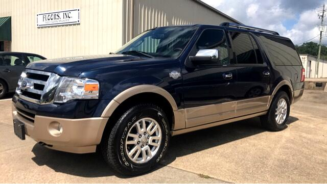 2014 Ford Expedition 5.4L King Ranch 4WD