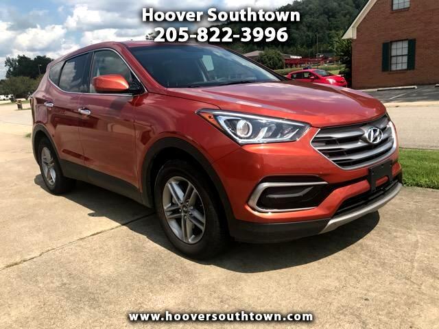 2017 Hyundai Santa Fe Sport AWD 4dr 2.4