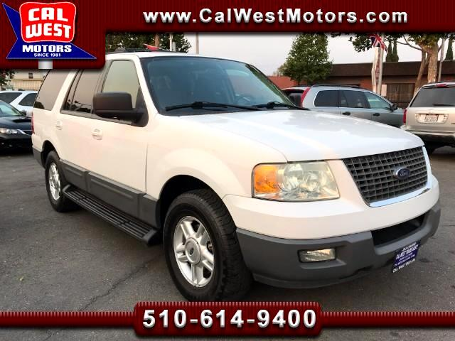 2003 Ford Expedition XLT 4.6L 3Rows VeryClean LowMiles WellMaintnd