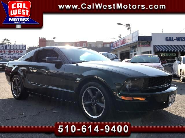 2008 Ford Mustang GT Bullitt Coupe 5Speed 315HP ShakerAudio SuperCle