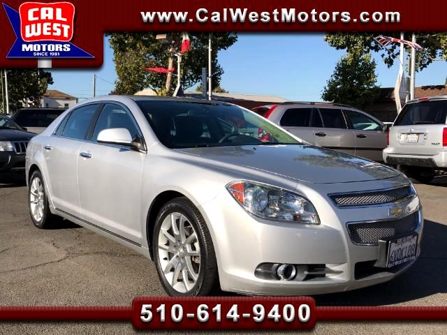 2011 Chevrolet Malibu LTZ Roof Leathr Blu2th VeryClean 1Owner GreatMtnce