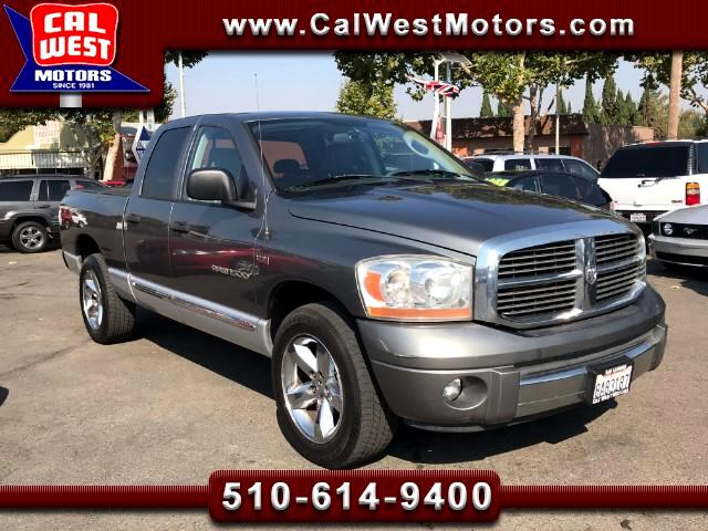 2006 Dodge Ram 1500 Laramie Quad cab Hemi 1Owner SuperNice GreatMtnceH