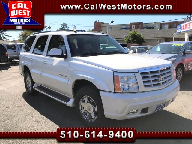 2005 Cadillac Escalade AWD 6.0L 3Rows BOSE DVD Roof VeryClean GreatMtnce