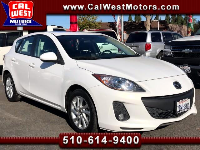 2013 Mazda MAZDA3 i Grand Touring TechPkg NAV Roof Lethr 1Owner ExCl