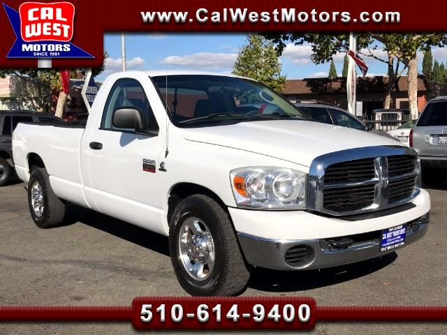 2008 Dodge Ram 2500 HD RegularCab 8FT CumminsDiesel SuperClean ExMtnce