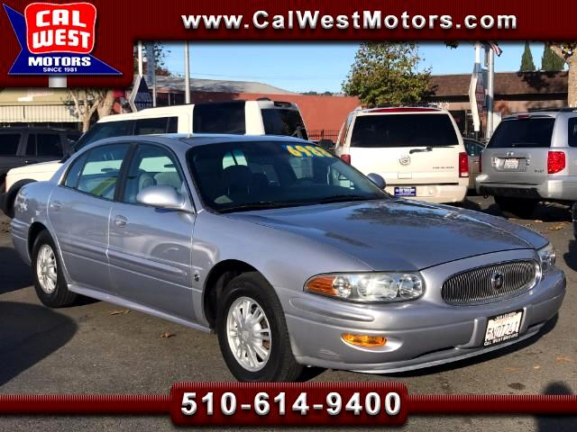 2005 Buick LeSabre Custom Sedan 82K 3.8LV6 RoomyMPG ExClean GreatMtnc