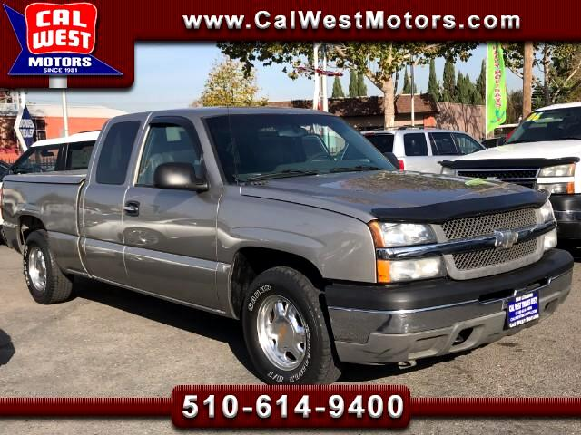 2003 Chevrolet Silverado 1500 Extended Cab V6 1Owner VeryClean GreatMtnceHist