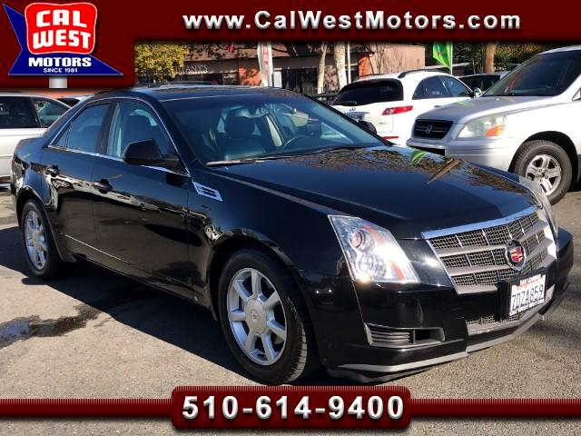 2009 Cadillac CTS 3.6 SFI Luxury Sport Sedan Blu2th BOSE SuperCln Ex