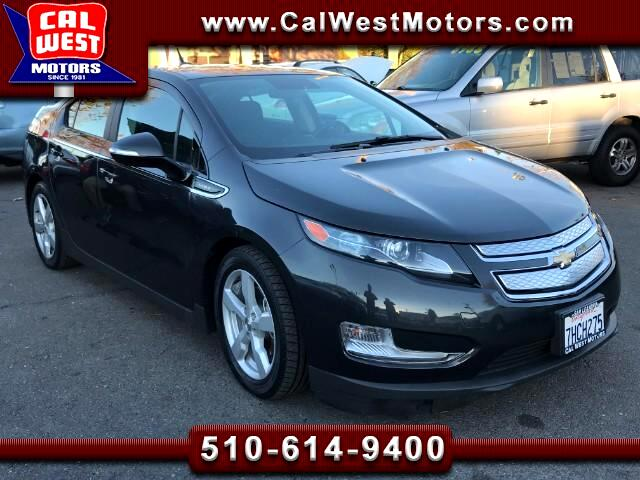 2014 Chevrolet Volt Voltec BUCam Blu2th 1Owner GMWarranty SuperClean