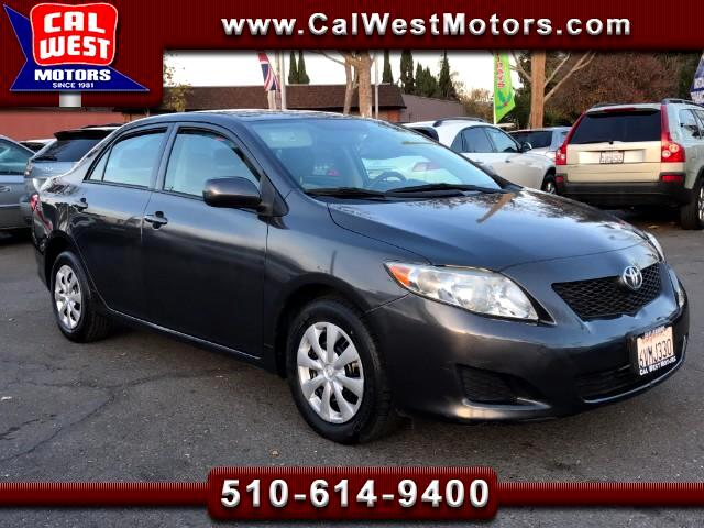 2009 Toyota Corolla LE Sedan 4D Automatic LowMiles MPG+ 1Owner ExClean