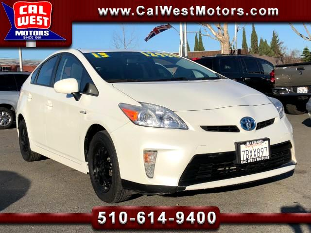 2013 Toyota Prius Two Blu2th 1Owner FactoryWarranty GreatMtnceHistry
