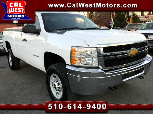 2013 Chevrolet Silverado 2500HD 4X4 LongBed 1Owner VeryClean GreatMtnceHist