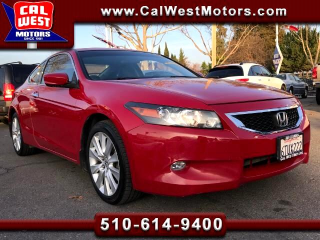 2008 Honda Accord EX-L Coupe V6 AT Only57K 1Owner SuperNice