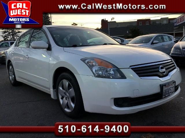 2008 Nissan Altima 2.5 S Sedan Blu2th MPG+ SuperClean GreatMtnceHist