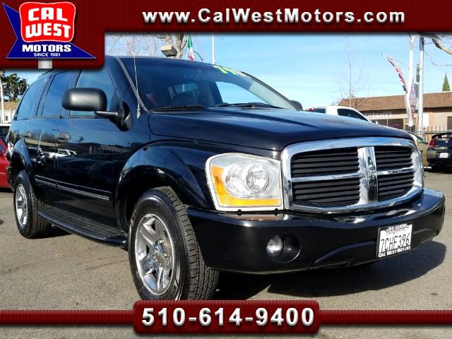 2005 Dodge Durango Limited NAV DVD Leathr 3Rows VeryClean ExMtnce
