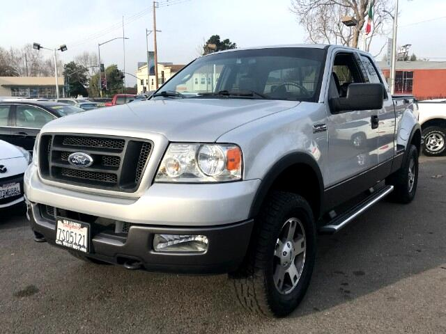 2004 Ford F-150 FX4 4X4 SuperCab Leather MnRoof SuperClean ExMtnce