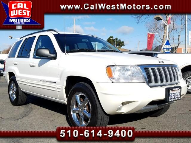 2004 Jeep Grand Cherokee 4WD Limited Roof Leather 1owner ExClean GreatMtnce