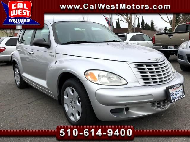2005 Chrysler PT Cruiser Sport Wagon 5D VeryClean LowMiles 1Owner VeryClean