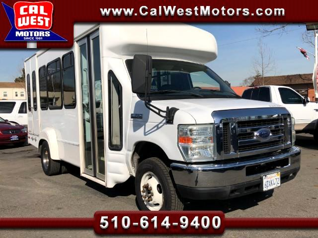 2008 Ford Econoline Commercial Cutaway Transit Mini Bus 7-9 Pass-2 WheelChair Positions