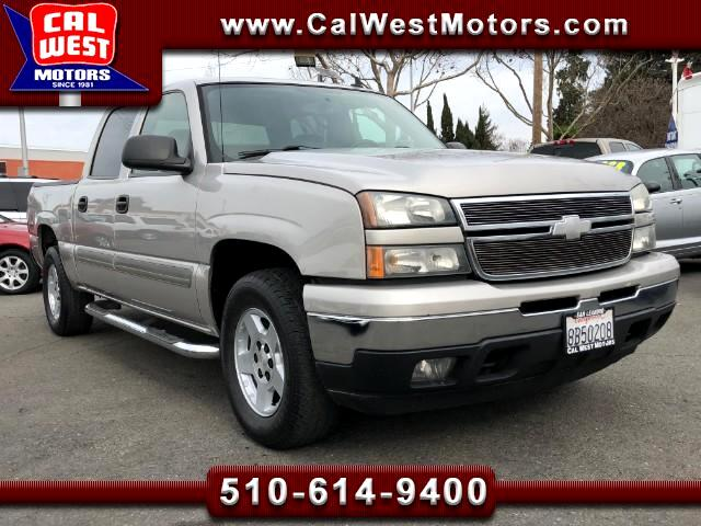 2006 Chevrolet Silverado 1500 4X4 Crew Cab LT Z71 1Owner SuperClean GreatMtnce