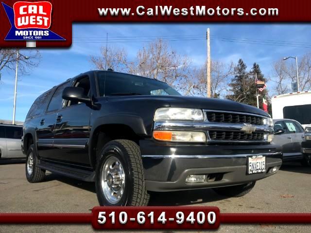 2005 Chevrolet Suburban 2500 LT NAV DVD MnRoof 1Owner ExClean GreatMtnce