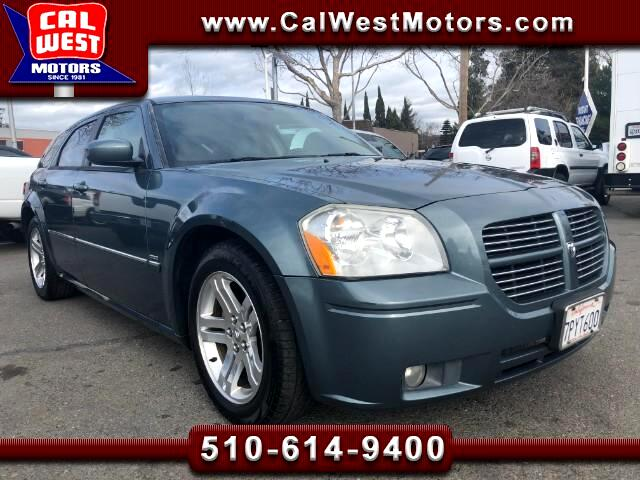 2005 Dodge Magnum RT Wagon HemiV8 Leather VeryClean