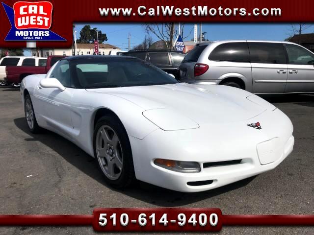 1998 Chevrolet Corvette C5 Coupe LS1 Auto LoMiles SuperClean ExMtnceHist