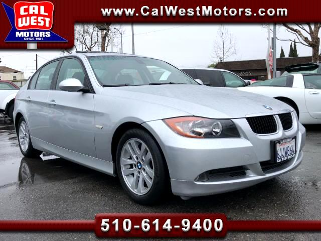 2007 BMW 3-Series 328i Sedan Blu2th Only60K SuperClean GreatMtnceHis