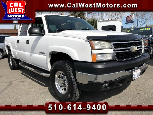 2006 Chevrolet Silverado 2500HD CrewCab 8.1L Allison SuperStrong VeryClean WellMnt