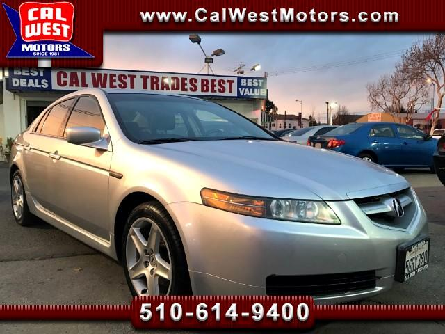 2004 Acura TL Luxury Sedan V6 280HP VeryClean VeryWellMaintnd