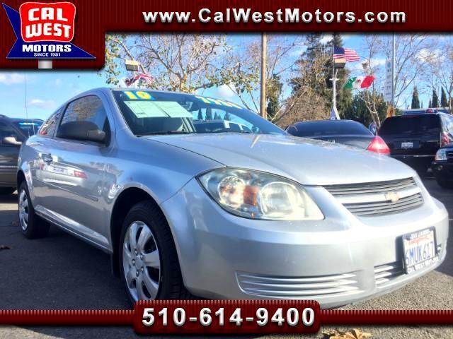 2010 Chevrolet Cobalt LS Coupe 2D ExMPG VeryClean GreatMtnceHistory