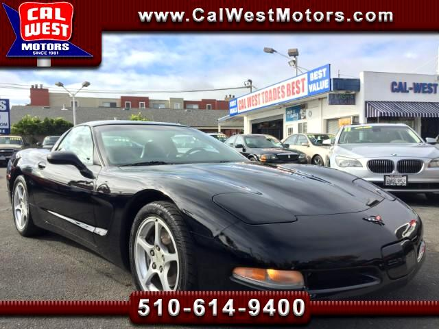2000 Chevrolet Corvette GlassRoof Coupe Only49K SuperClean GreatMtnceHist