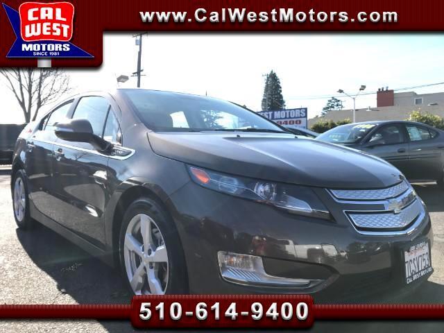 2014 Chevrolet Volt BUCam Blu2th 100K-FactoryWarranty 1Owner ExMtnceHi
