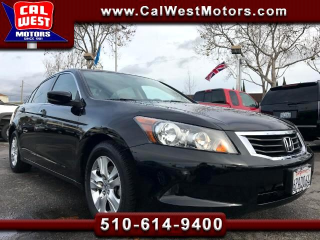 2010 Honda Accord LX-P 4D 1Owner 60K SuperClean GreatMtnceHistory