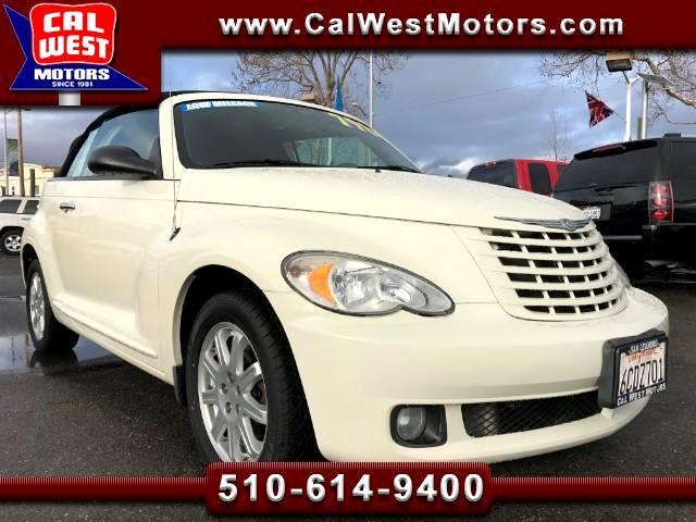 2008 Chrysler PT Cruiser Convertible 2D SuperClean VeryWellMaintained