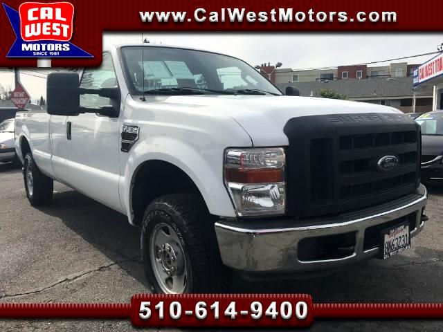 2008 Ford F-250 SD 4X4 SuperCab 8FT PowerStrokeDiesel 49K 1Owner ExMt