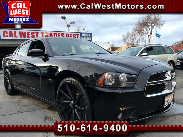 2013 Dodge Charger R/T Hemi Blu2th BU-Cam 370HP ExclntHandling Nice!