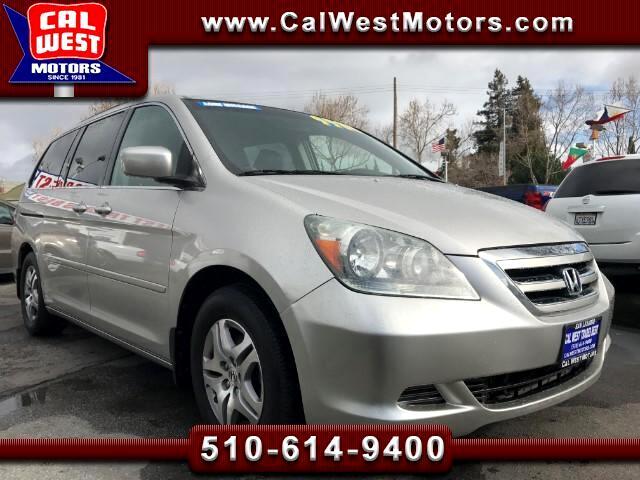 2006 Honda Odyssey EX-L Minivan Roof Leather DVD VeryClean ExMtnce