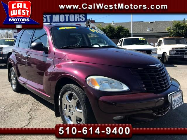 2001 Chrysler PT Cruiser Limited Leathr Roof MP3Audio 62k SuperClean ExMtnc