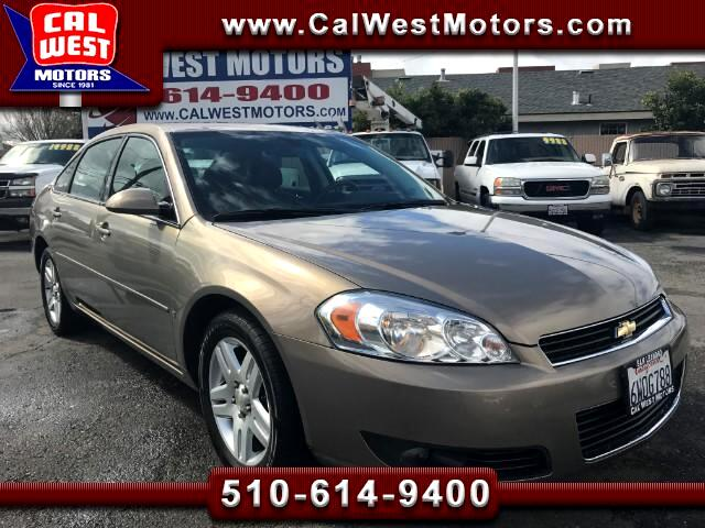 2006 Chevrolet Impala LT Leather MP3-XM Audio 3.9L 70K SuperClean ExMtnc