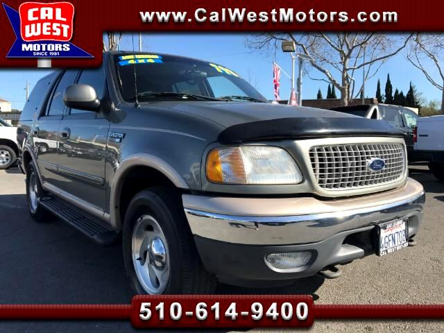 1999 Ford Expedition 4X4 Eddie Bauer 3Rows Leathr VeryClean ExMtnceHis