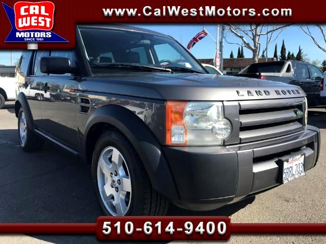 2006 Land Rover LR3 SE V8 3Rows 3Roof ColdWethr VeryClean GreatMtnceHi