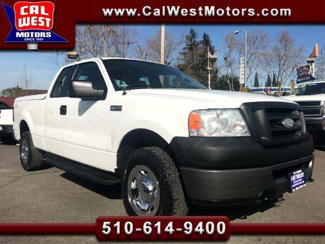 2007 Ford F-150 4X4 Super Cab ShortBed 1Ownr SuperClean WellMntnd