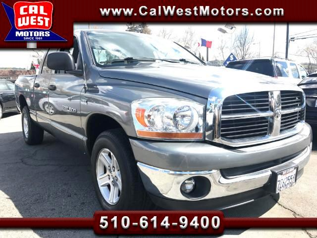 2006 Dodge Ram 1500 SLT Quad Cab 4D 6FT Hemi Only48K SuperClean