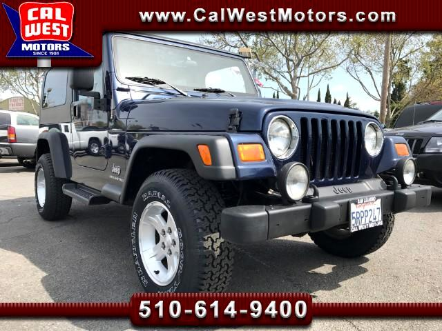 2006 Jeep Wrangler Unlimited I-6 4X4 HardTop SuperClean GreatMtnceHis