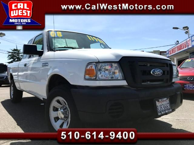 2008 Ford Ranger Super Cab 5-Speed LoMiles VeryClean ExpertlyMntnd