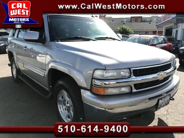 2004 Chevrolet Tahoe LT 4X4 Z71OffRoad Leathr VeryClean and WellMntnd