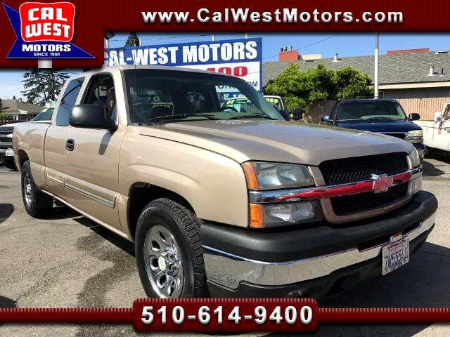 2005 Chevrolet Silverado 1500 LS Extended Cab 4D 1Owner SuperClean GreatMtnceHis
